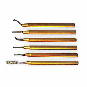Deburring Tool Set