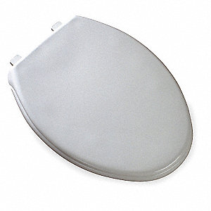 Bemis Commercial Heavy Duty Plastic Toilet Seat Elongated