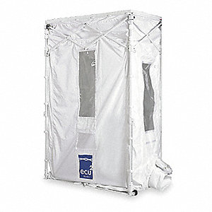Ceiling Cavity Dust Containment Unit
