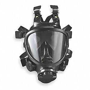 3M(TM)FR-7800B Series CBRN Mask,M