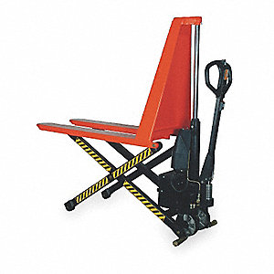 Electric Pallet Lifter,2200 lb.,27 in. W