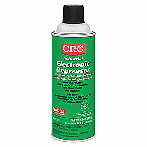 Unscented Electronic Degreaser, 16 oz. Aerosol Can