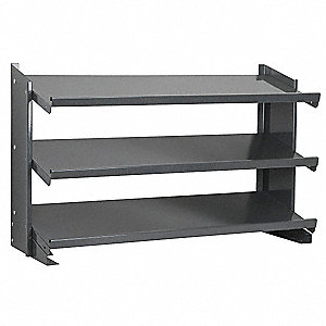Single Sided Pick Rack, 150 lb. Load Capacity
