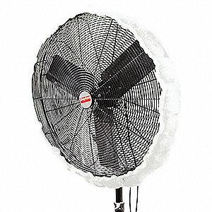 "Fan Shroud FilterPolyester MaterialFor Use With 32"" Dia. Circulators"