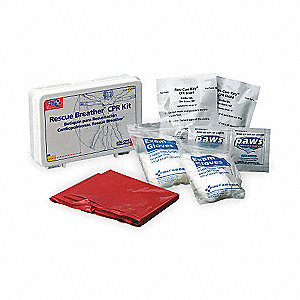 CPR Kit,Universal,Case