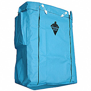 Blue Nylon Replacement Bag, 1 EA