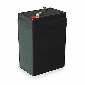 ABS Battery, Voltage 6, Battery Capacity 4Ah, Faston Terminal Type