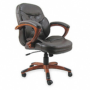 Manager Chair,39-3/4 in. x 25-1/4 in.