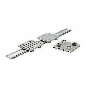 Guide Rail,1524mm L,36.8 mm W,10.2 mm H
