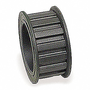 Pulley,Hawk Pd,Dual Hi-Perf,40 Grooves