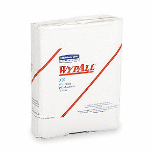 White Hydroknit(R) Disposable Washcloth, Number of Sheets 832, Package Quantity 32