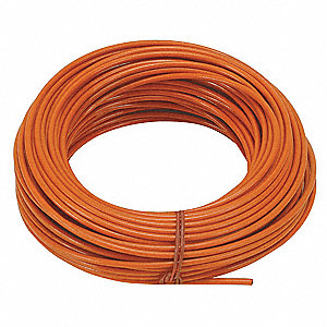 Cable,1/8 In,L100Ft,WLL340Lb,7x7,Steel