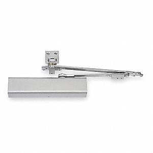 Hydraulic, Standard Duty, Non-Handed, Aluminum Door Closer