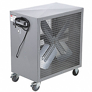 "36"" Industrial Mobile Non-Oscillating Air Cleaner/Circulator"