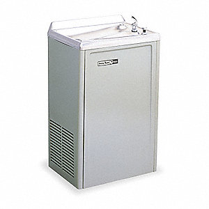 Water Cooler,Wall Mount,7.6 gph,115VAC