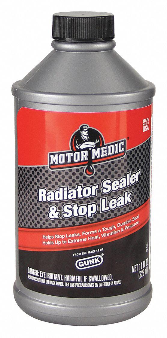 how to use bars leak radiator sealer