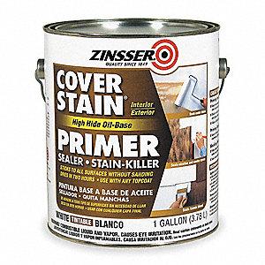 Zinsser Primer Stain Blocker White 1 Gal Paint Primer