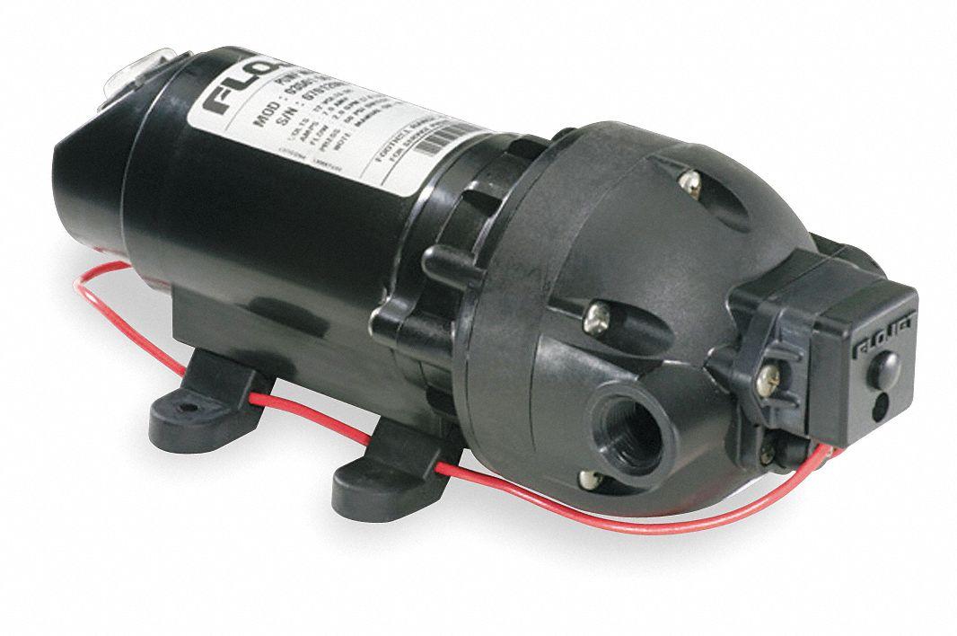 Flojet Polypropylene Diaphragm Electric Sprayer Pump 2 0