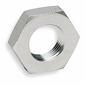 Aluminum Lock Nut, For Various Elkay and Halsey Taylor Water Coolers