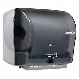Paper Towel Dispenser,Hardwound,(1) Roll