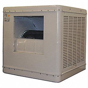 Ducted Evaporative Cooler,3000 cfm1 HP