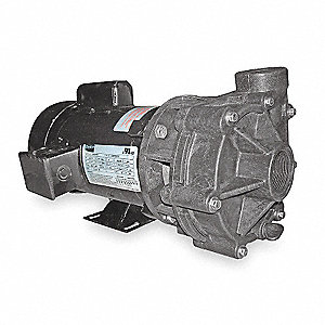 Centrifugal Pump, 1 HP,1 Ph,115/208-230V