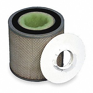 MERV 17 HEPA Filter For Use With Mfr. No. S-981-2B, SP-981-2B