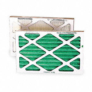 Air Cleaner Filter Kit For Use With 2YGA6