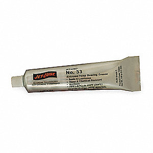 Grease,JET-LUBE(R) No 33,5.3 oz