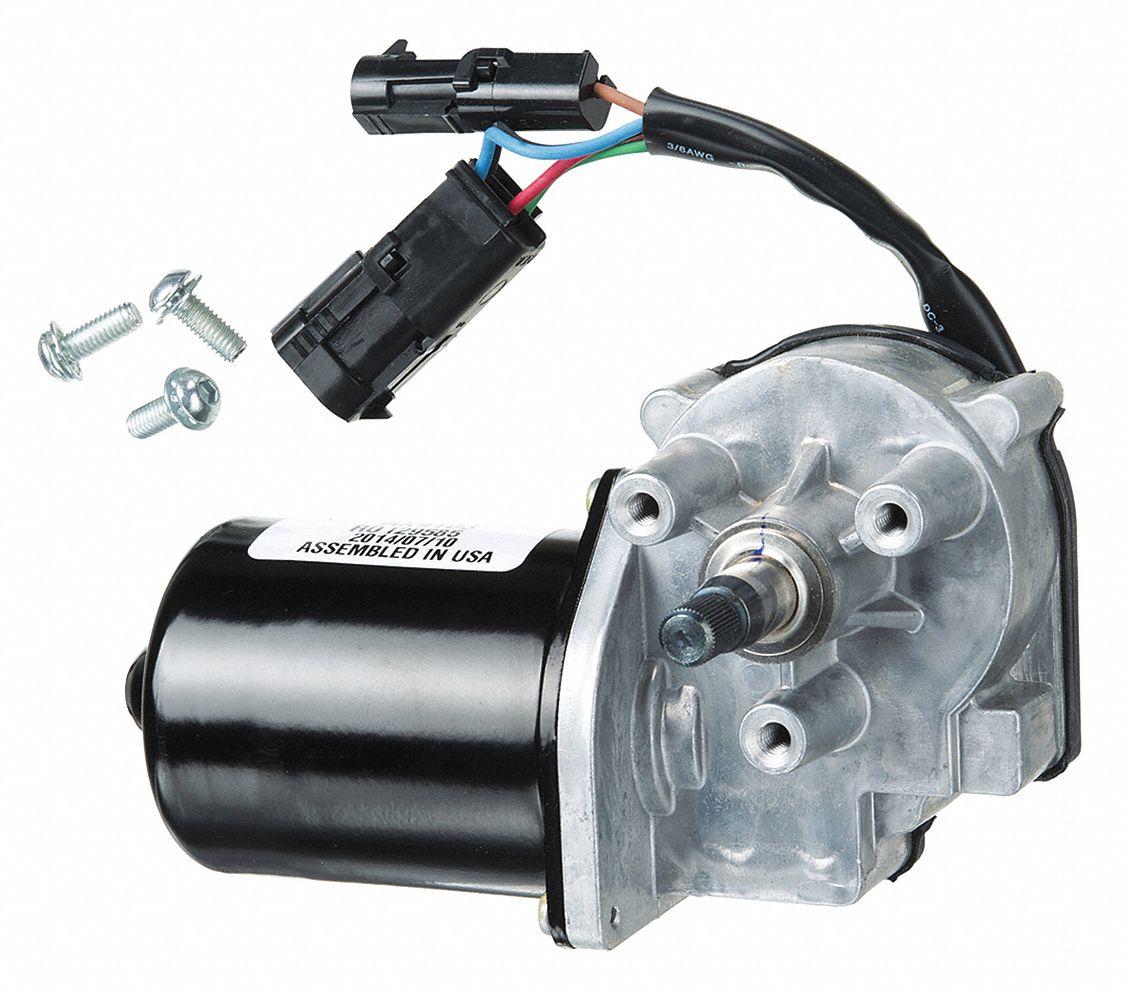 Autotex mixed wiper motor wiper motor 2yrc7 ax9103 for Wiper motor power supply