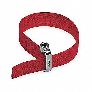 Oil Filter Strap Wrench,HD,Up to 9 In