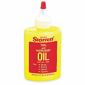 Tool and Instrument Oil,4 Fl Oz
