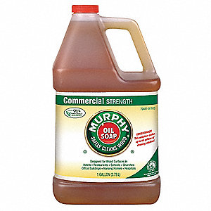 1 gal. Wood Cleaner, 4 PK
