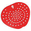 Urinal Screen,Cherry,PK12