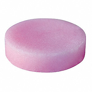 Para Urinal Toss Block,Cherry,PK12