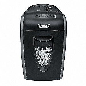 Personal Paper Shredder, Cross-Cut Cut Style, Security Level 3