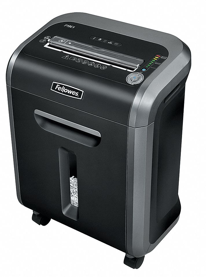 Fellowes Paper Shredder Cross Cut 14 Sheets 30d549