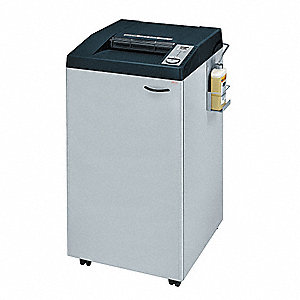 Industrial Paper Shredder, High-Security Cut Style, Security Level 6