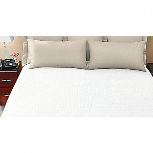 Coverlet,White,Twin
