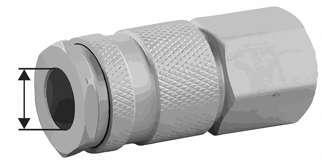 Foster quick connect air couplings distribution