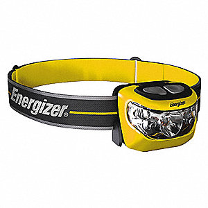 Industrial Headlamp,LED,Yellow