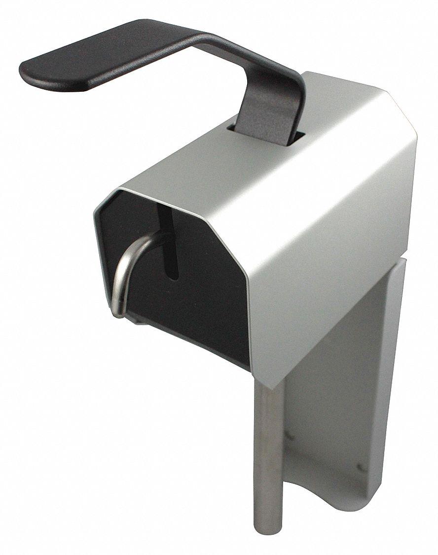 Paint Pad Dispenser ~ Impact gal manual foam soap dispenser wall