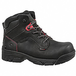 Work Boots, Size 7, Toe Type: Composite, PR