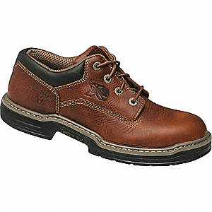Oxford Shoes, Size 8-1/2, Toe Type: Steel, PR