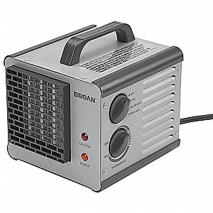 Electric Space Heater,120V,1500/1200W