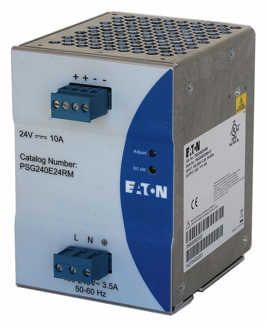 Eaton Dc Power Supply Style Switching Mounting Din