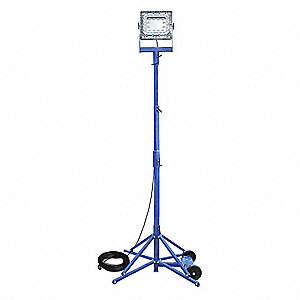 Temp Job Site Light,277V,150W,12,000L