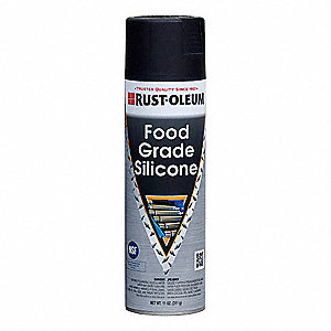 Food Grade Silicone, 11 oz. Aerosol Can