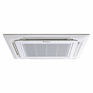 "Ceiling Cassette Grill, 27-9/16"" Width, 7/8"" Height, For Use With Mfr. No. MC12Y3JM, MC18Y3JM"