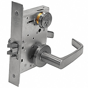 Heavy Duty Mortise Lockset,Lever